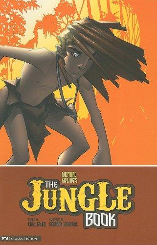 9781434217394: The Jungle Book (Classic Fiction)