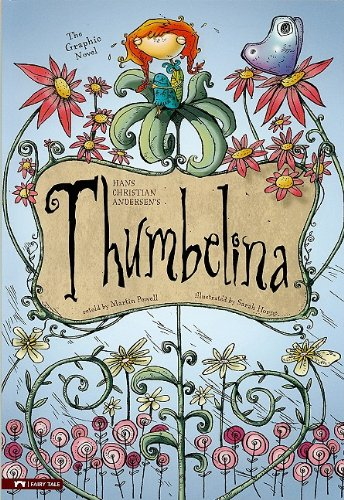 9781434217417: Thumbelina: The Graphic Novel (Graphic Spin)
