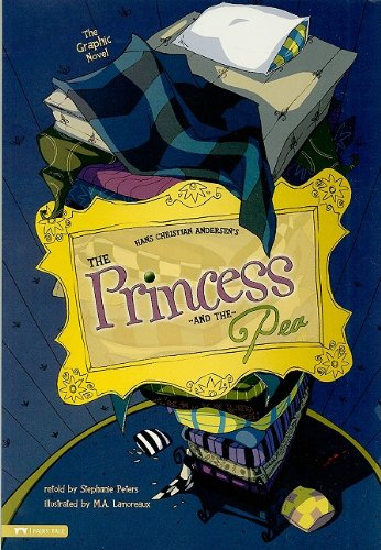 9781434217431: The Princess and the Pea: The Graphic Novel (Graphic Spin)