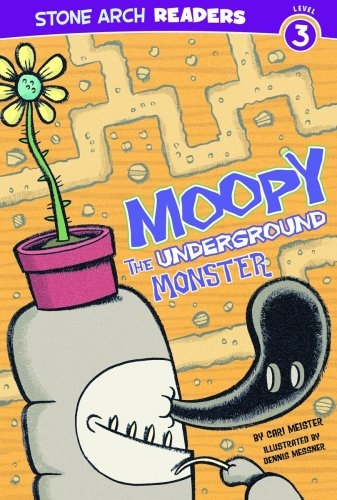 Moopy, the Underground Monster: Meister, Cari
