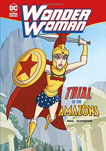 9781434218834: Trial of the Amazons (Wonder Woman)