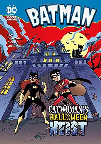 9781434221322: Catwoman's Halloween Heist (Batman)
