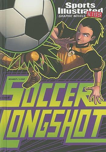 9781434222411: Soccer Longshot (Sports Illustrated Kids Graphic Novels)