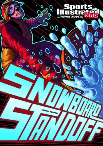 Snowboard Standoff (Sports Illustrated Kids Graphic Novels)