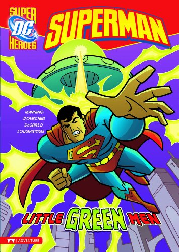 9781434222596: Little Green Men (Superman)