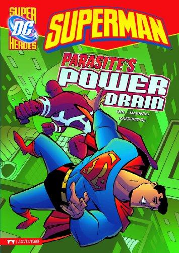 9781434222619: Parasite's Power Drain (Superman)