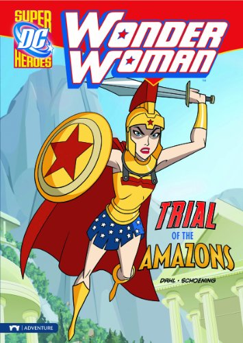 9781434222633: Wonder Woman: Trial of the Amazons (DC Super Heroes: Wonder Woman)