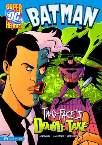 9781434222640: Two-Face's Double Take (Batman)