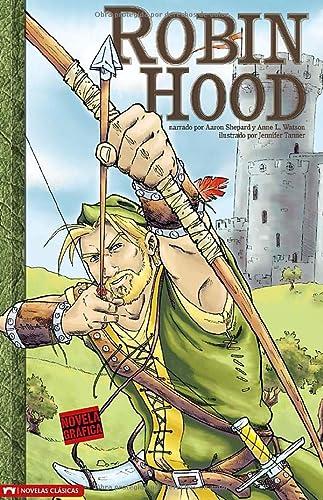 9781434222756: Robin Hood (Classic Fiction) (Spanish Edition)