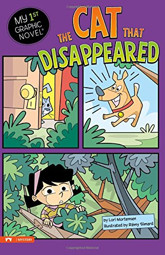 9781434222824: The Cat That Disappeared (My First Graphic Novel)