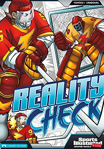 9781434222947: Reality Check (Sports Illustrated Kids Graphic Novels)
