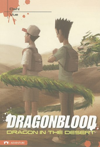 9781434223098: Dragon in the Desert (Dragonblood)