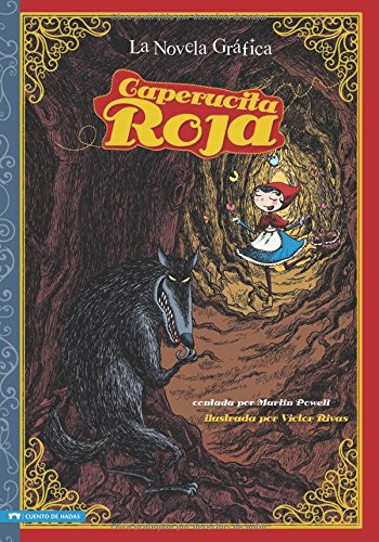 9781434223159: Caperucita Roja: The Graphic Novel (Graphic Spin en Español) (Spanish Edition)