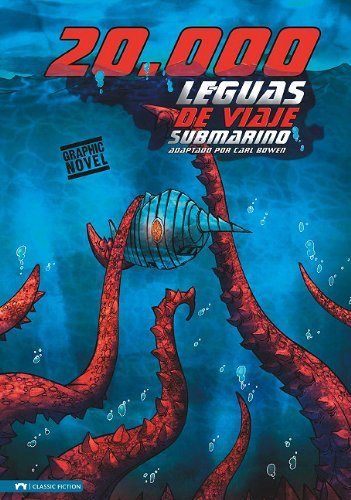 9781434223241: 20,000 Leguas de Viaje Submarino (Classic Fiction) (Spanish Edition)