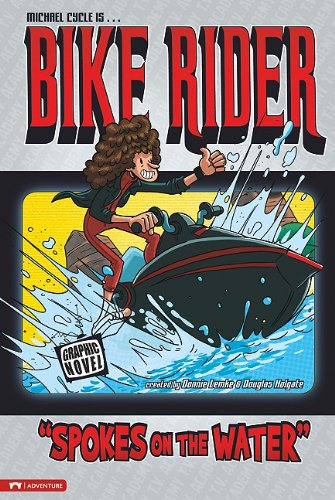 9781434225375: Spokes on the Water (Bike Rider)