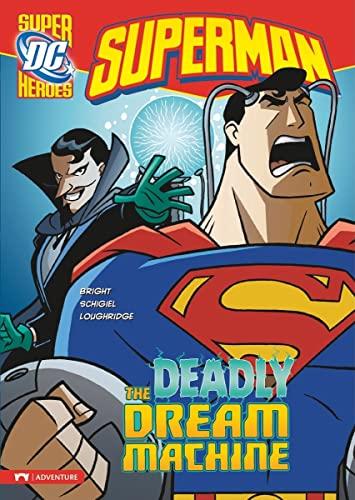 Deadly Dream Machine: J.E. Bright