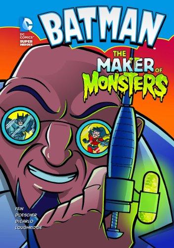 9781434227621: The Maker of Monsters (Batman)