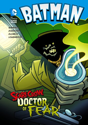 9781434227645: Scarecrow, Doctor of Fear (Batman)