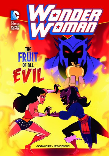9781434227669: The Fruit of All Evil (Wonder Woman)