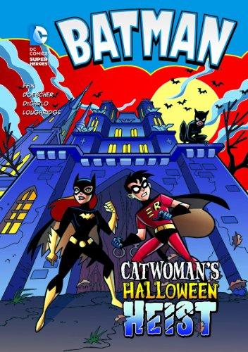 9781434227676: Catwoman's Halloween Heist (Batman)