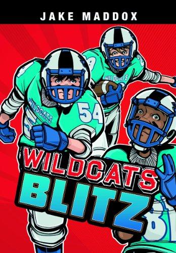9781434228871: Wildcats Blitz (Team Jake Maddox Sports Stories)