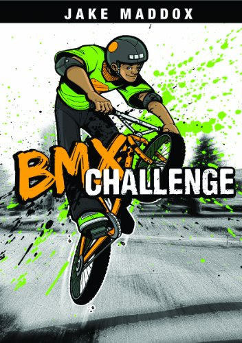 9781434229861: BMX Challenge (Jake Maddox Sports Stories)