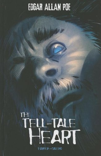 The Tell-Tale Heart (Hardcover): Benjamin Harper