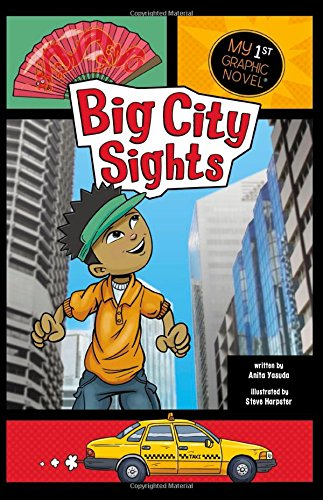 9781434230607: Big City Sights (My First Graphic Novel)