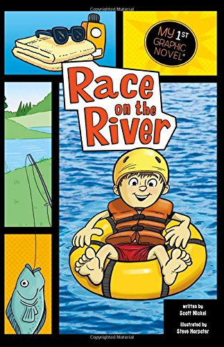 Race on the River (My First Graphic: Scott Nickel
