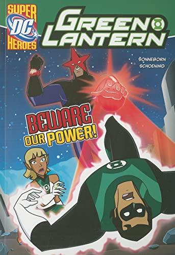 9781434230867: Beware Our Power! (Green Lantern)
