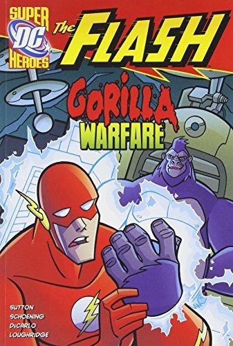 Gorilla Warfare (The Flash): Sutton, Laurie S.