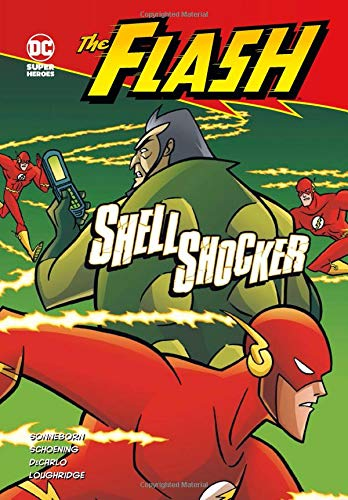 9781434230928: Shell Shocker (The Flash)