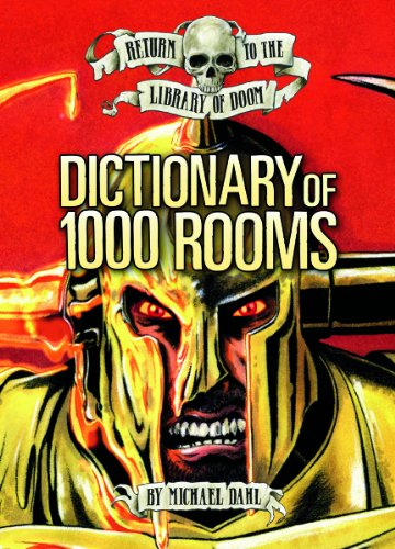 9781434232298: Dictionary of 1,000 Rooms (Return to the Library of Doom)