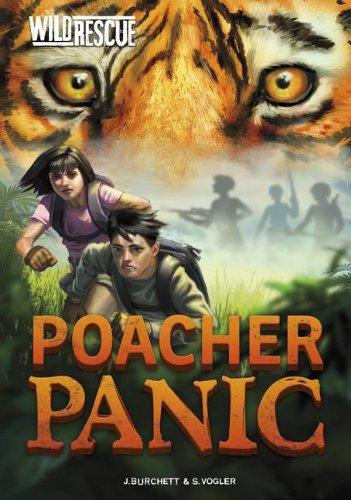 Poacher Panic (Wild Rescue): Jan Burchett, Sara