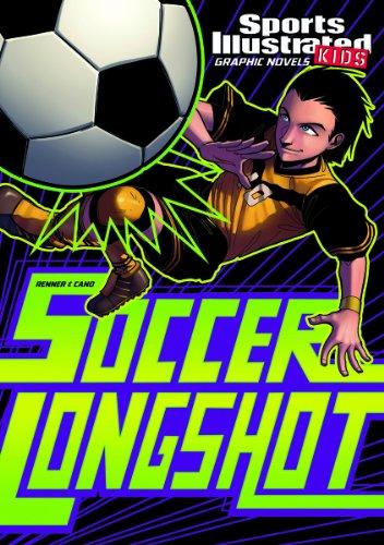 9781434234025: Soccer Longshot (Sports Illustrated Kids Graphic Novels)