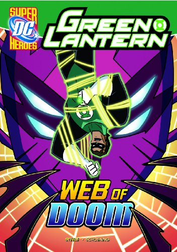 Web of Doom (Green Lantern): Steele, Michael Anthony