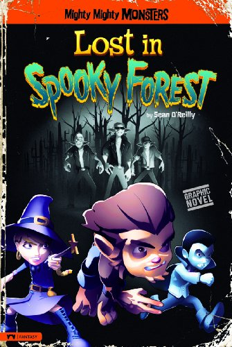 9781434234186: Lost in Spooky Forest (Mighty Mighty Monsters)