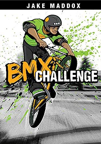 9781434234230: BMX Challenge (Jake Maddox Sports Stories)