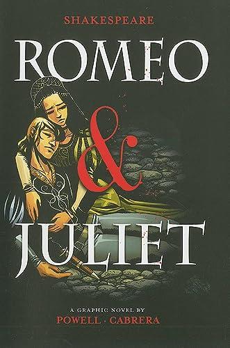 Romeo and Juliet Shakespeare Graphics