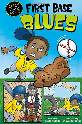 9781434238634: First Base Blues (My First Graphic Novel)