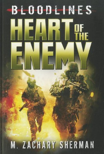 9781434238788: Heart of the Enemy (Bloodlines)