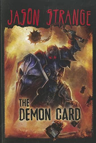 The Demon Card (Paperback): Jason Strange