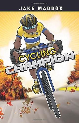 9781434239044: Cycling Champion (Jake Maddox Sports Stories)