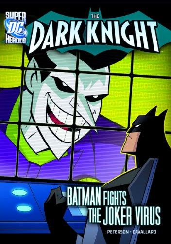 The Joker Virus (DC Super Heroes: The Dark Knight): Peterson, Scott