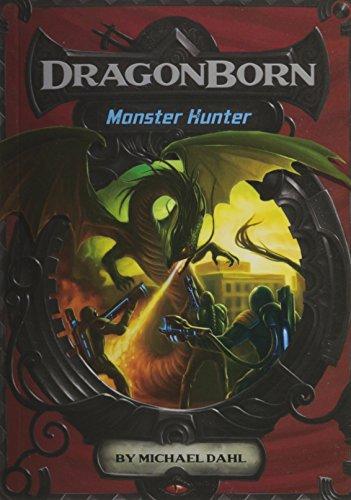 9781434242563: Monster Hunter (Dragonborn)