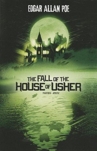 9781434242587: The Fall of the House of Usher (Edgar Allan Poe Graphic Novels)