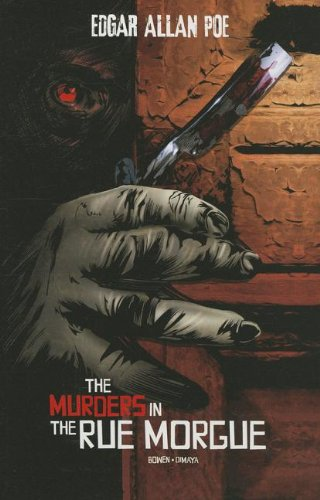 9781434242594: The Murders in the Rue Morgue (Edgar Allan Poe: Edgar Allan Poe Graphic Novels)