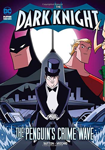 9781434244857: The Penguin's Crime Wave (The Dark Knight)