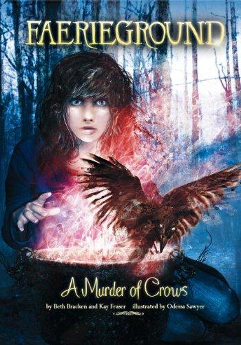 9781434244918: A Murder of Crows (Faerieground)
