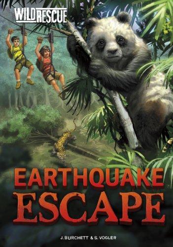 9781434245922: Earthquake Escape (Wild Rescue)
